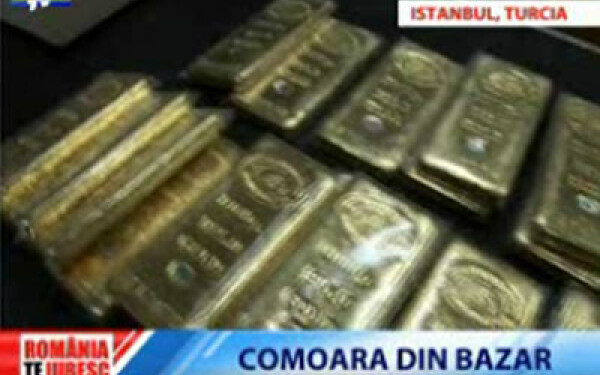Romania, te iubesc: drumul aurului trece inca prin Turcia