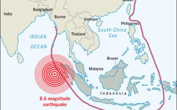 Indonezia, zguduita. Cutremur cu magnitudinea de 6,6 in provincia Aceh