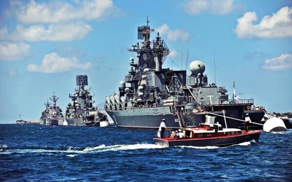Mesaj pentru occident: Rusia si China si-au unit armatele