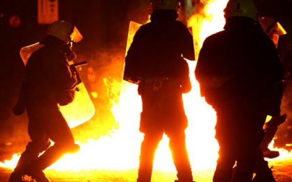 Violente Grecia