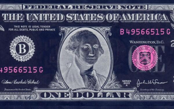 bancota de 1 dolar