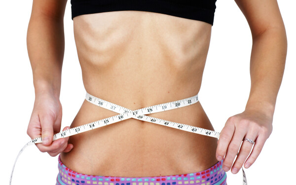 anorexia - Shutterstock