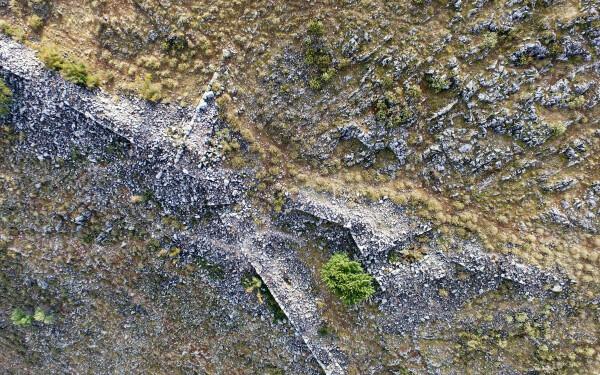 ruinele satului Vlochos
