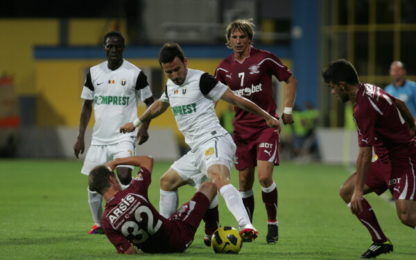Pronostic Rapid – U. Cluj 14.09.2014 thumbnail