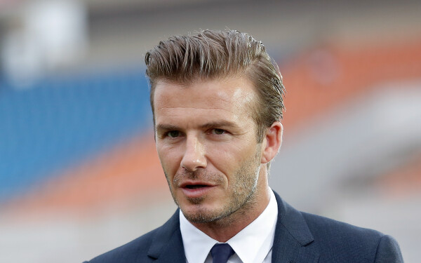 David Beckham - Getty
