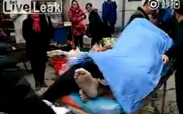 prostituata China