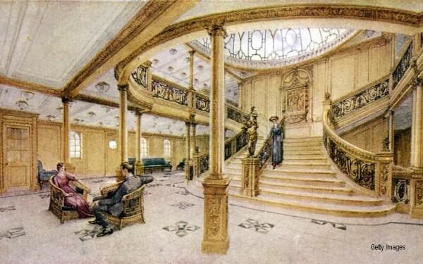 scara, Titanic