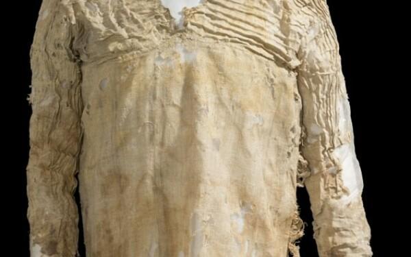 cea mai veche rochie din lume