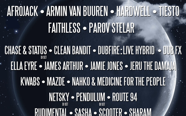 Faithless, Parov Stelar, Scooter, Clean Bandit, Dubfire si alti 20 de artisti internationali confirmati la UNTOLD!
