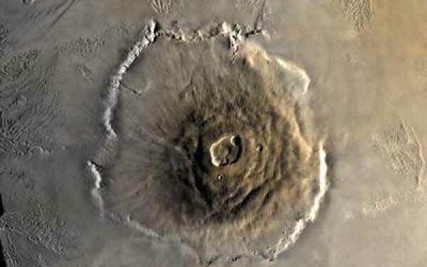 vulcanul Olympus