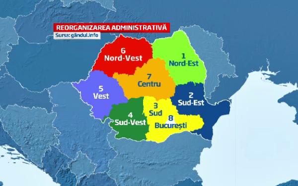 Aurelian Lavric Regionalizarea Romaniei Cateva Considerente Cu