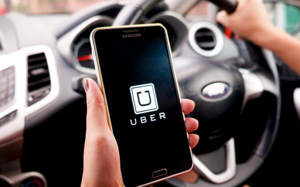 Uber - Shutterstock