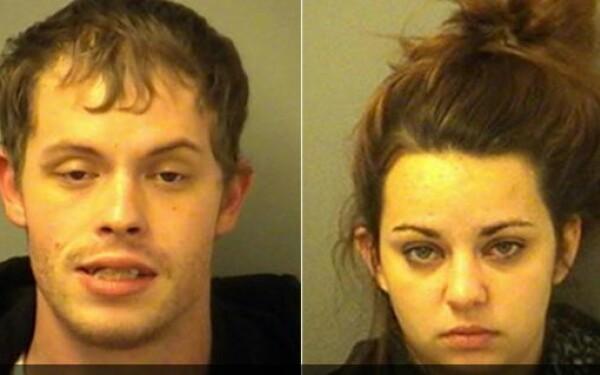 cuplu arestat SUA