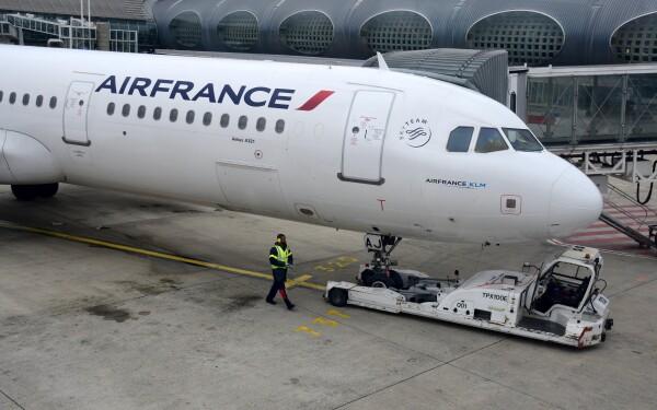 avion Air France - Getty