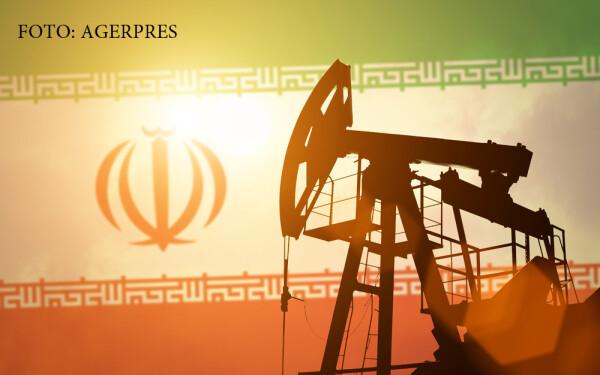 Iran petrol, sonda