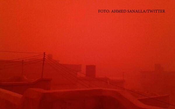 furtuna de nisip Tobruk