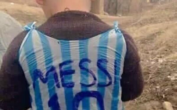 Messi, Irak