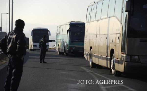 politia greaca verifica autocare
