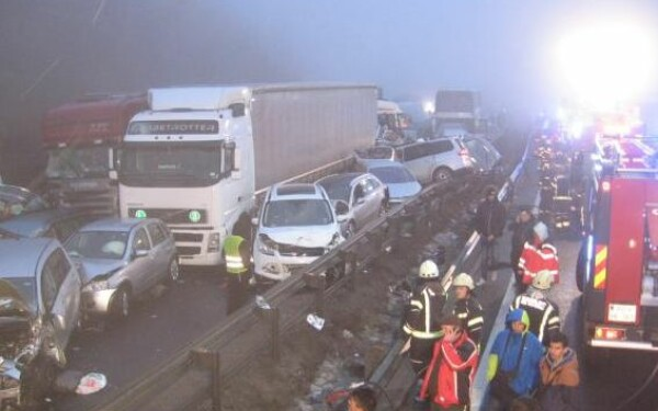 Accident Slovenia