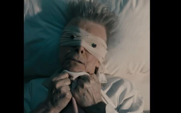 David Bowie in Lazarus