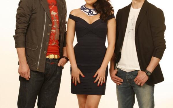 Juriul de la Romanii au talent: Andra, Mihai Petre si Andi Moisescu
