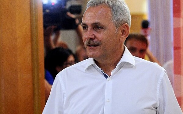 Liviu Dragnea, cover