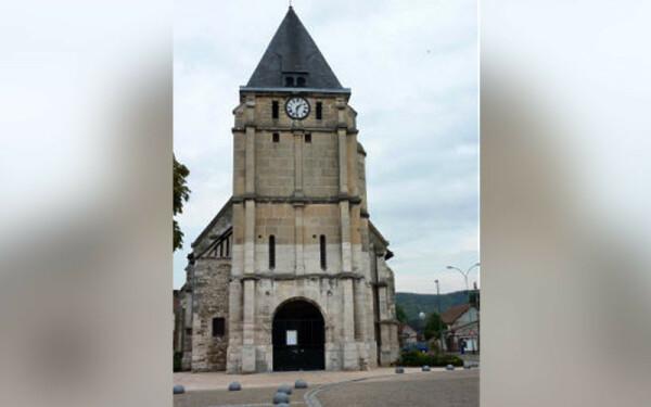 biserica Franta