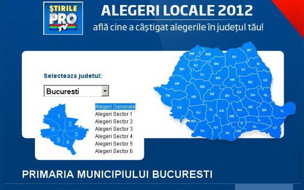 Alegeri locale 2012