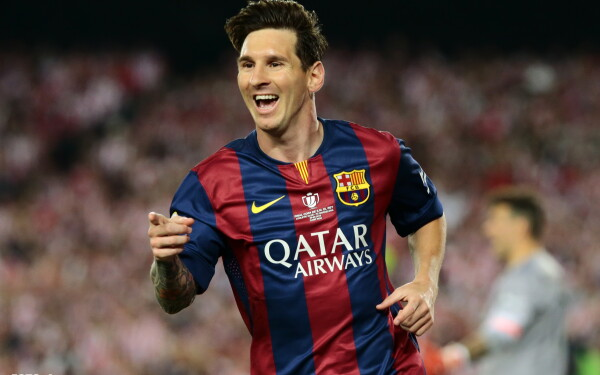 Messi - AGERPRES