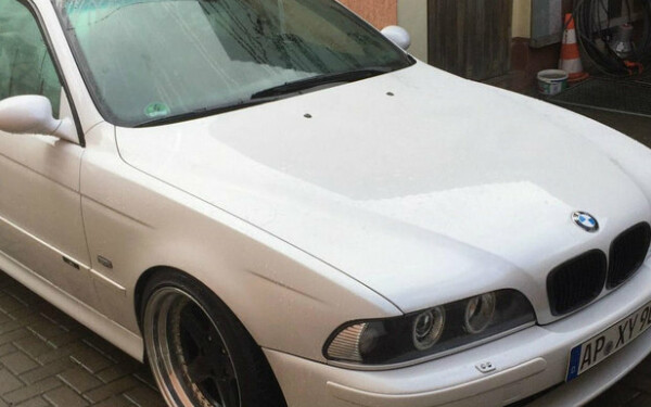BMW pe GPL