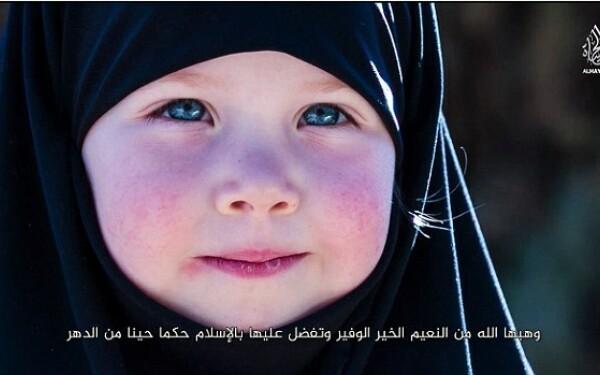 fetita violata ISIS