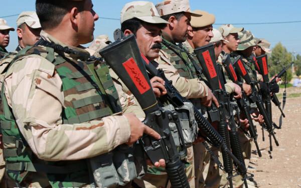 militari irak