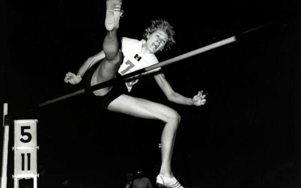 Iolanda Balas 1965 new york