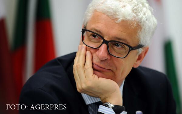 Giovanni Kessler, directorul general al Oficiului European de Lupta Anti-Frauda (OLAF),