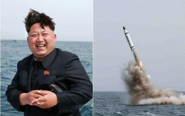 Kim Jong-un si rachetele