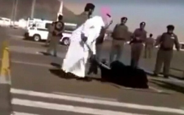 Arabia Saudita, documentar decapitari