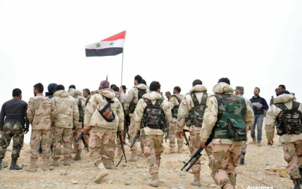 Palmira, eliberat de armata siriana