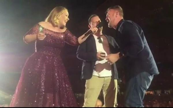 concert Adele