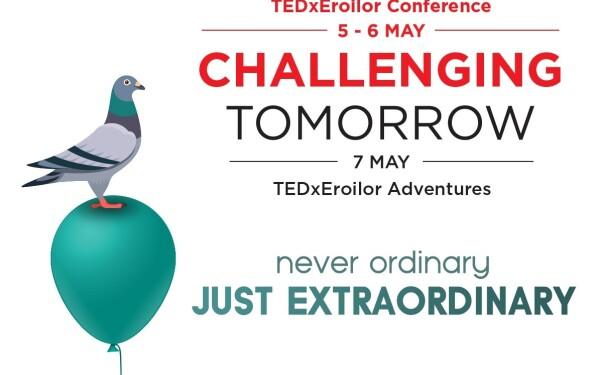 Primii speakeri confirmati la TEDxEroilor - Challenging Tomorrow