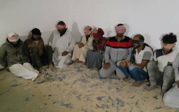 jihadisti capturati de beduini in Sinai