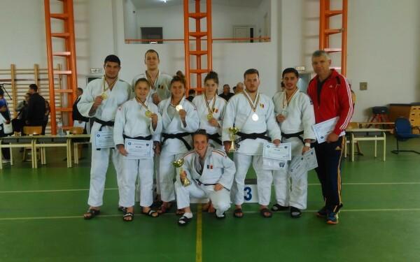 Studentii UBB, campioni la judo