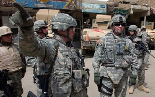 Militarii americani