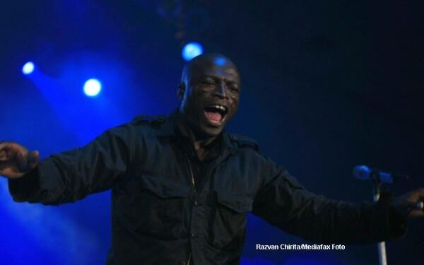 Concertul de la Bucuresti al lui Seal, programat in aceasta seara, a fost anulat. M 61225863