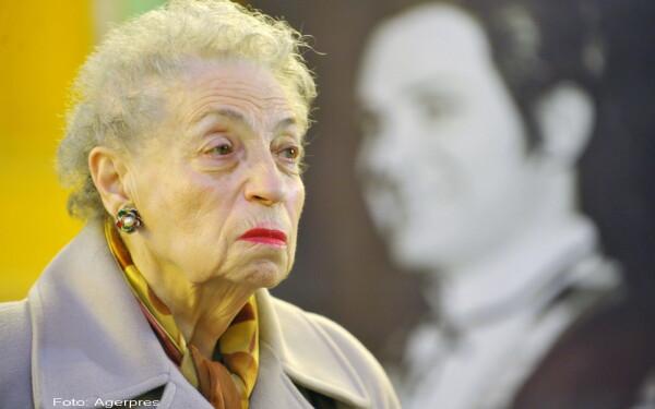 Paula Iacob - Agerpres