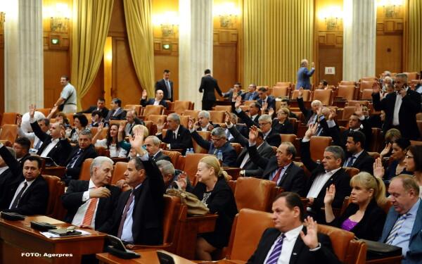 Parlamentari - AGERPRES
