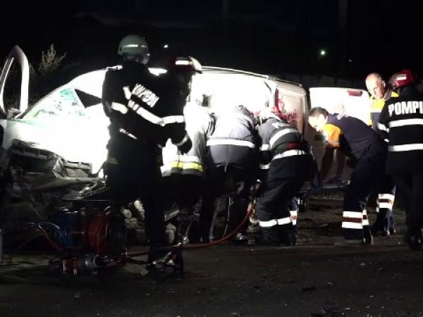 Accident Alba Iulia