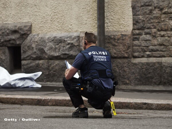 polita din Finlanda