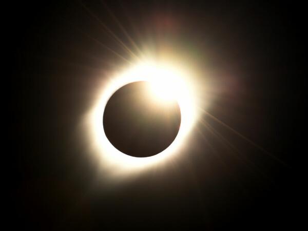 eclipsa de soare SUA