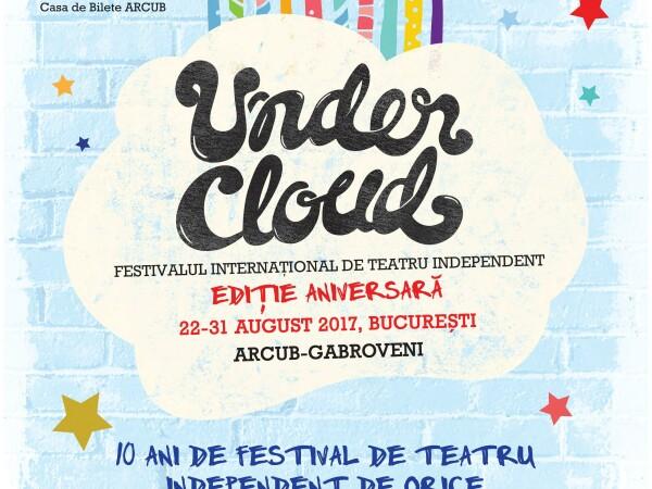 UNDERCLOUD, festival, filme, teatru