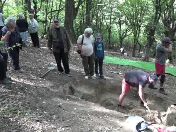 Exhumare luptatori anticomunisti